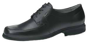 Black Manager work shoes