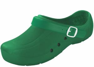 32871-00-00 Green Washable Clogs to 85c