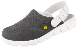 Grey ESD Clogs