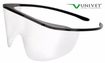 Face shield with 5 frames 20 visors kit anti-fog acetate shield