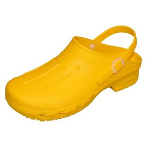 PROPLUS YELLOW AUTOCLAVABLE CLOGS 35/36