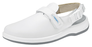 8400 white uppers (WIDE FIT)