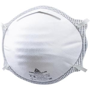 M1200 non woven synthetic fibre disposable masks FFP2