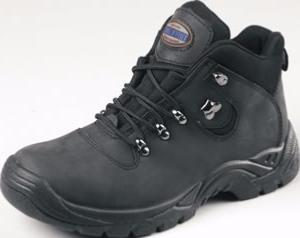 9547 BLACK SAFETY BOOTS