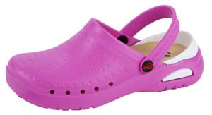 Pink Washable Clogs