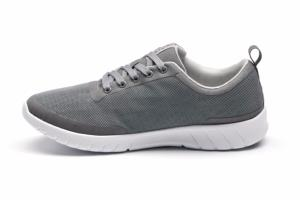 Soft grey comfortable trainers size 42 one pair only
