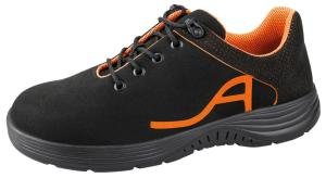 Black and Orange ESD trainers